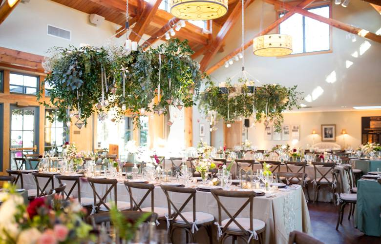 Reception In The Spacious And Elegant Doris Duke Center Photo By Katherine Miles Jones Wedding Planner Chelsey Morrison Owner Principal Of