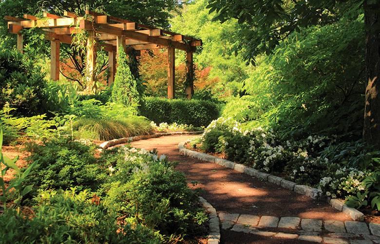 Doris duke center gardens duke gardens for Landscaping your garden