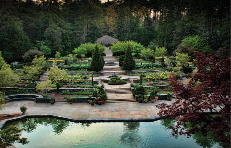 Historic Gardens Duke Gardens