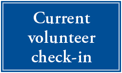 volunteer check-in link button